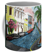 Colorful Old San Juan Coffee Mug