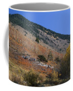 Colorful Orient Canyon - Rio Grande National Forest Coffee Mug