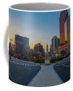 Colorful Philadelphia Morning Coffee Mug