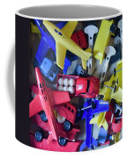 Colorful Plastic Toys #1 Coffee Mug