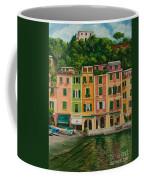 Colorful Portofino Coffee Mug