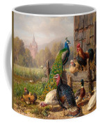 Colorful Poultry Coffee Mug