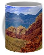 Colorful Red Rock Coffee Mug