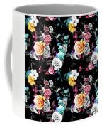 Colorful Roses Coffee Mug