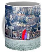 Colorful Sails Coffee Mug