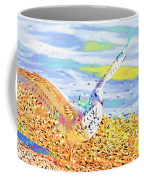 Colorful Seagull Coffee Mug