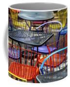 Colorful Seating Coffee Mug