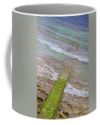 Colorful Seawall Coffee Mug