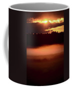 Colorful Skies Nearing Sunset Coffee Mug