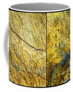 Colorful Slate Tile Abstract Composite H2 Coffee Mug