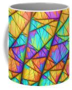 Colorful Slices Coffee Mug