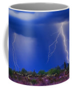 Colorful Sonoran Desert Storm Coffee Mug by James BO  Insogna