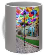 Colorful Street Coffee Mug