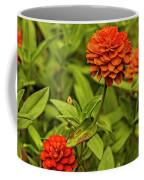 Colorful Summer Flowers Coffee Mug