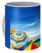 Colorful Sunshades Coffee Mug by Carlos Caetano