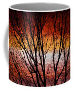 Colorful Tree Branches Coffee Mug
