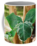 Colorful Tropical Foliage 1 Coffee Mug