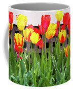 Colorful Tulips Coffee Mug