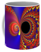 Colorful Vortex Coffee Mug