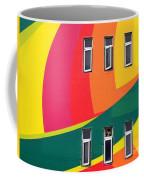 Colorful Wall Coffee Mug