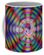 Colorful Water Drop Coffee Mug