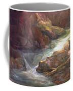Colorful Water Flow Coffee Mug