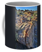 Colorful Wave Of Sandstone In Valley Of Fire State Park Coffee Mug