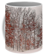 Colorful Winters Day Coffee Mug