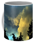 Coloring Clouds Coffee Mug