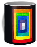 Colors Into One Coffee Mug