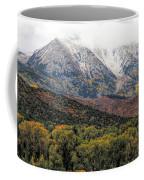 Colors Of Autumn On Mcclure Pass Coffee Mug