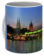 Colors Of Cologne Coffee Mug