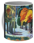 Colors Of Fall Coffee Mug