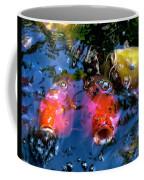 Colors Of Koi Coffee Mug