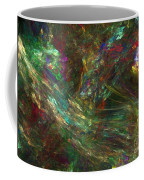 Colors Of Light Coffee Mug