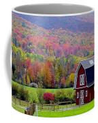 Colors Of New England Coffee Mug