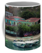 Colors Of St. John Us Virgin Islands Coffee Mug