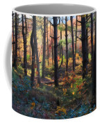 Colors Of The Forest Coffee Mug