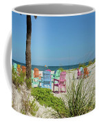 Colors Of The Seats Coffee Mug
