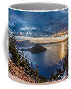 Colors Of The Spring Morning At Discovery Point Coffee Mug