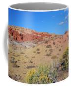 Colors Of The Utah Desert Coffee Mug