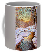 Colors Of Winter Coffee Mug