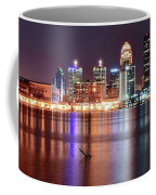 Colors On The Louisville Riverfront Coffee Mug
