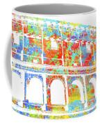 Colosseum - Colorsplash Coffee Mug