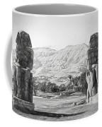 Colossi Of Memnon 2 Coffee Mug