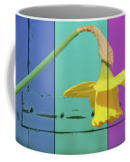 Colour Blocking Spring Coffee Mug