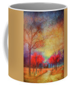 Colour Burst Coffee Mug