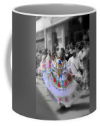 Colour In Motion..... Coffee Mug