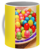 Colourful Bubblegum Candy Balls Coffee Mug