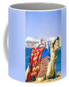 Colourful Camel Coffee Mug